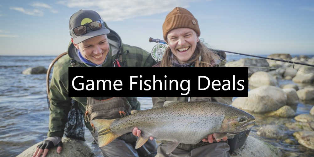 Game Fishing Deals
