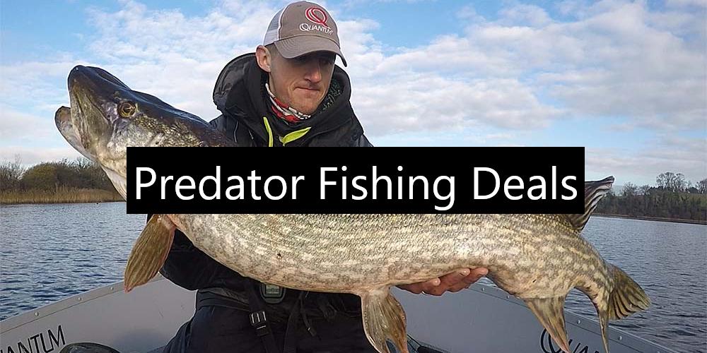 Predator Fishing Deals