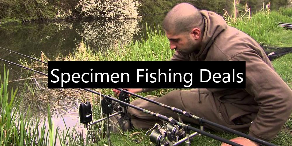 Specimen Fishing Deals