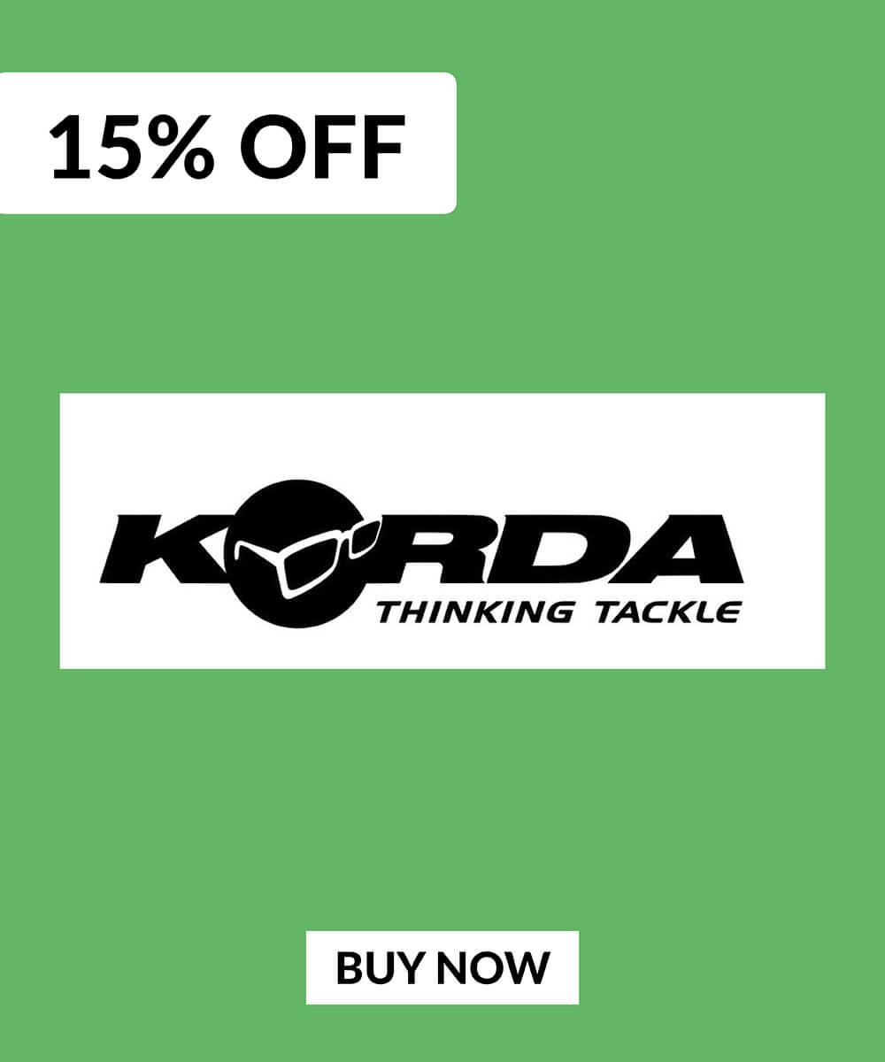 Korda Deals 15% OFF