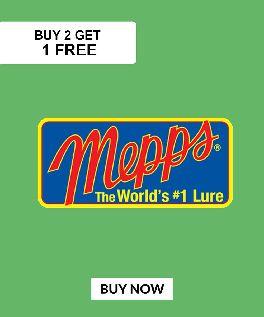 Mepps Deal Buy 2 Get One Free
