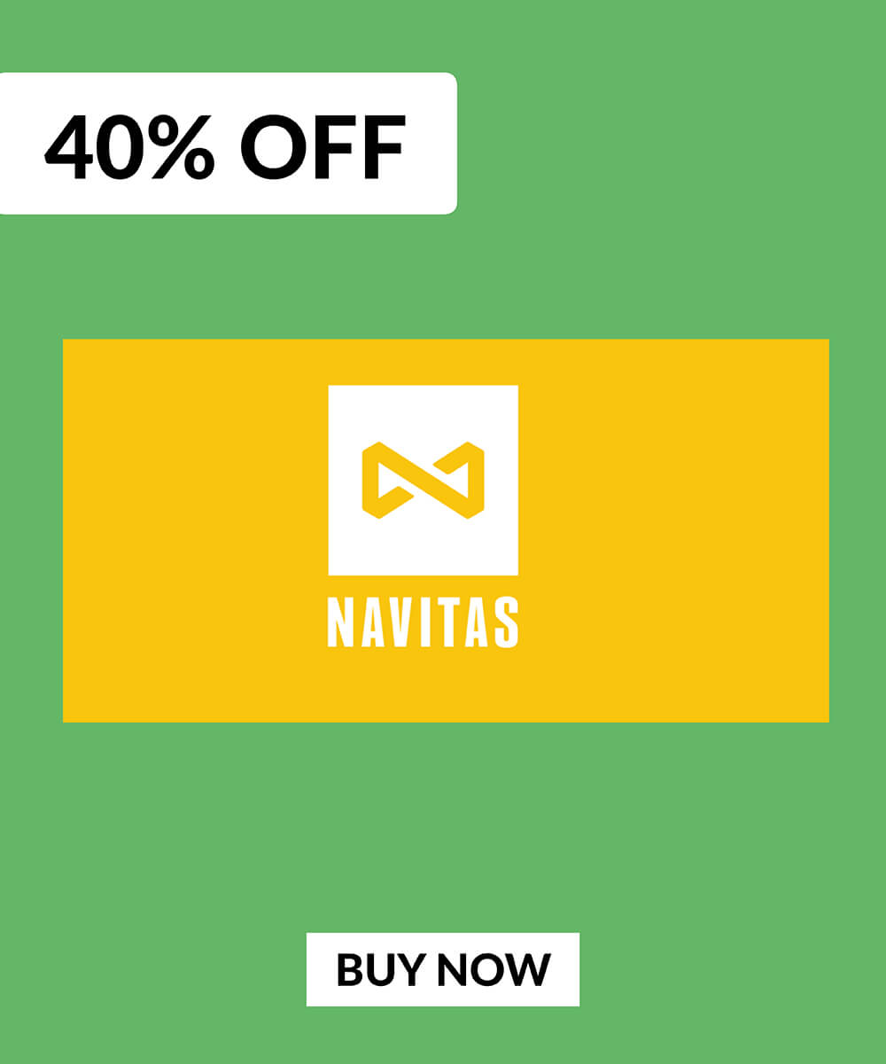 Navitas Clothing Deals 40% OFF