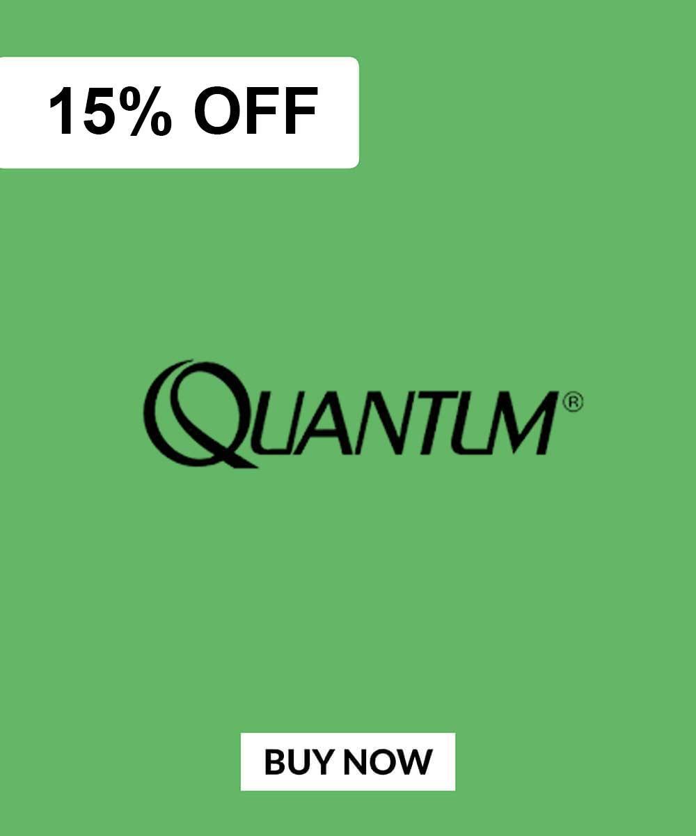 Quantum Deals 15% OFF