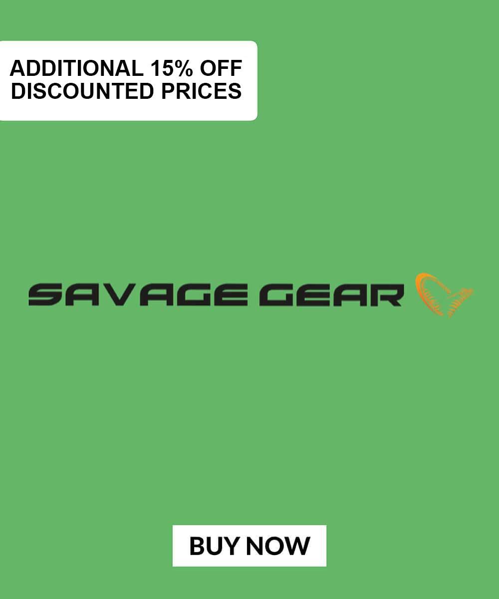 Savage Gear Deals 15% OFF