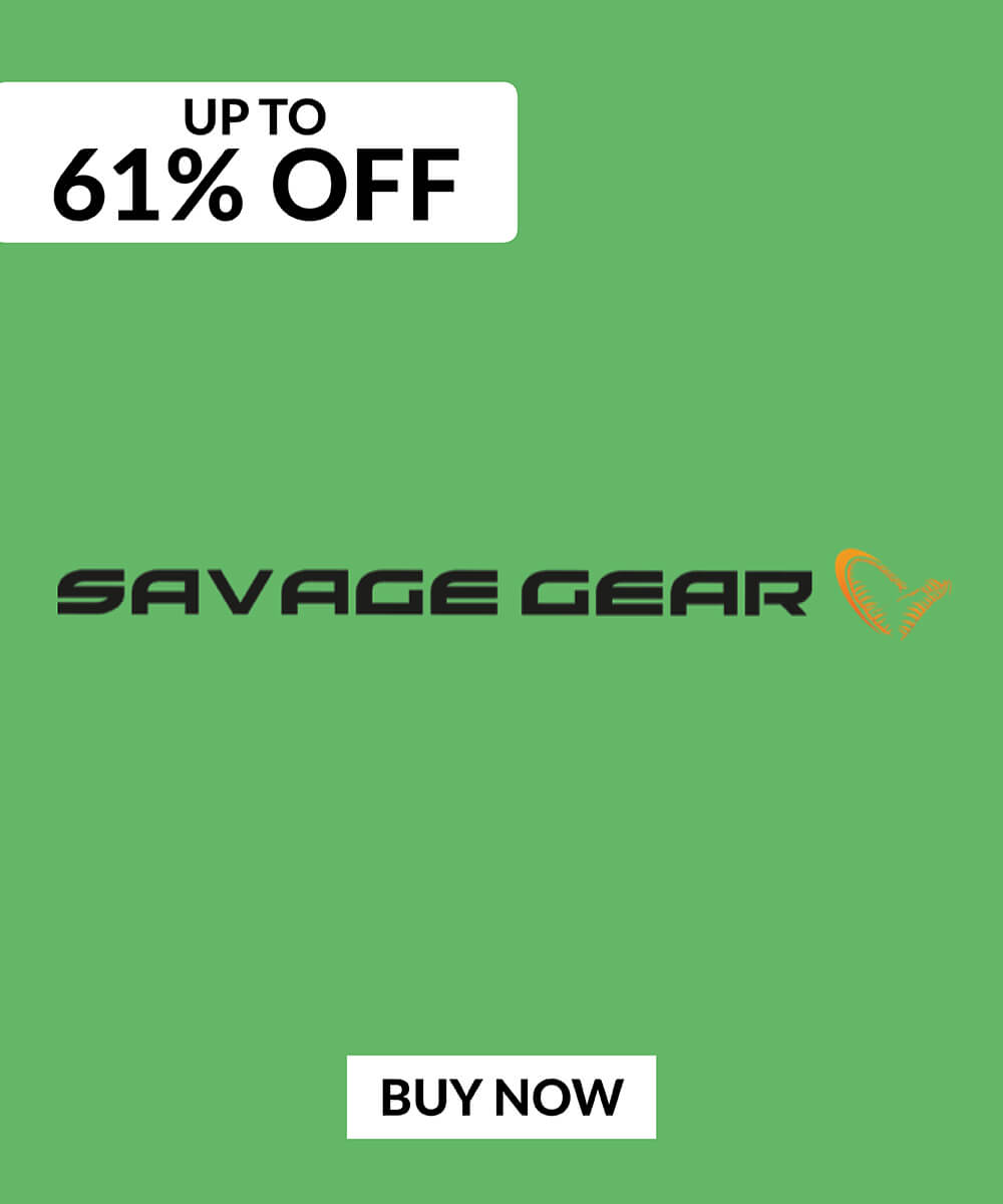 UP TO 61% OFF Savage Gear