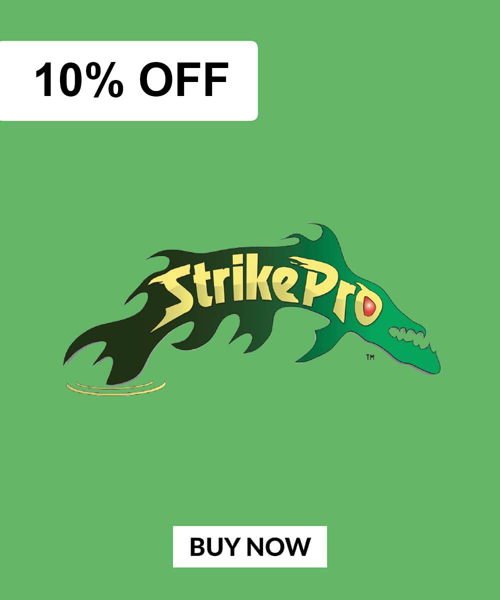 Strike Pro Deals 10% OFF