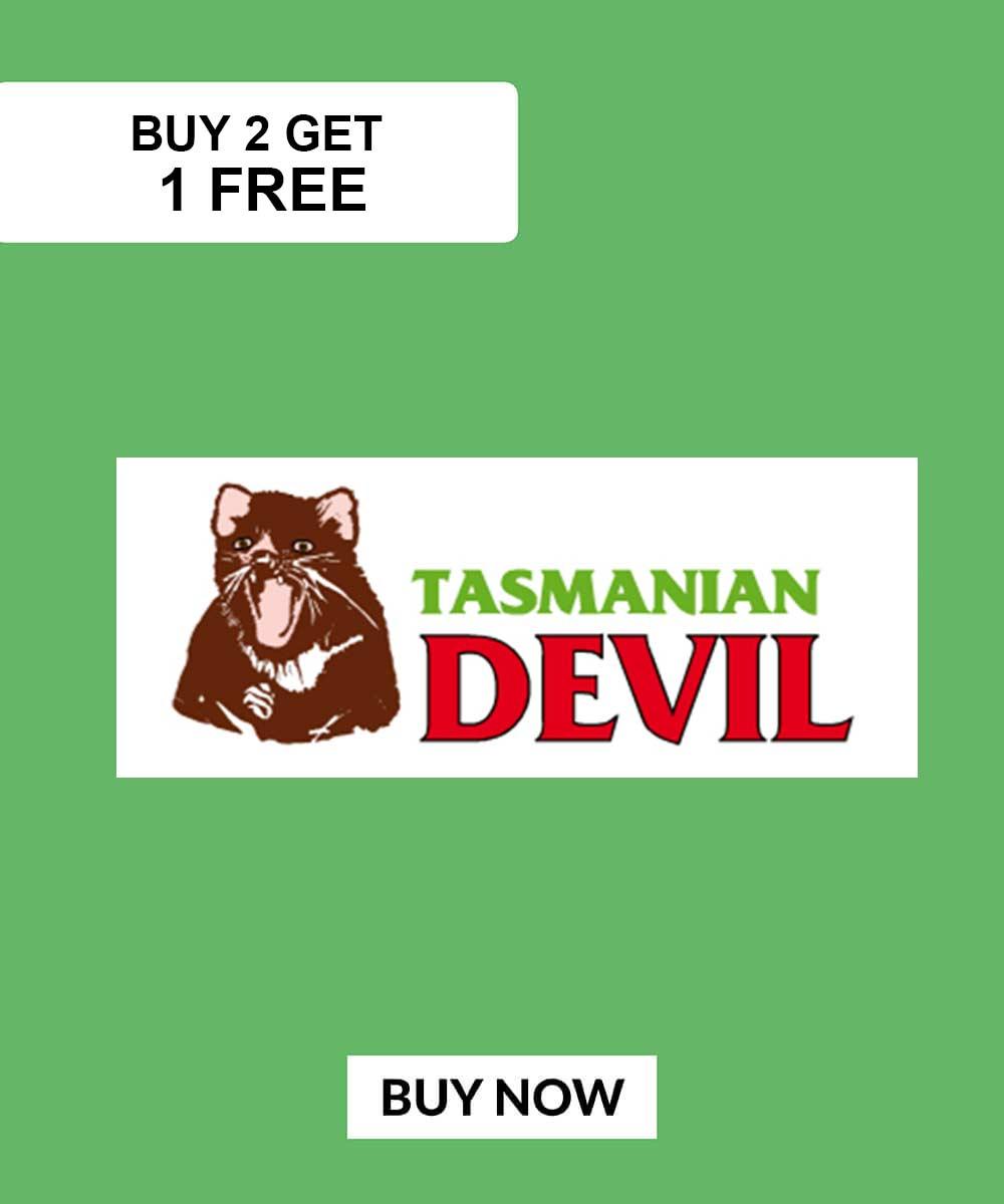 Wigston's Tasmanian Devil Deal Buy 2 Get One Free