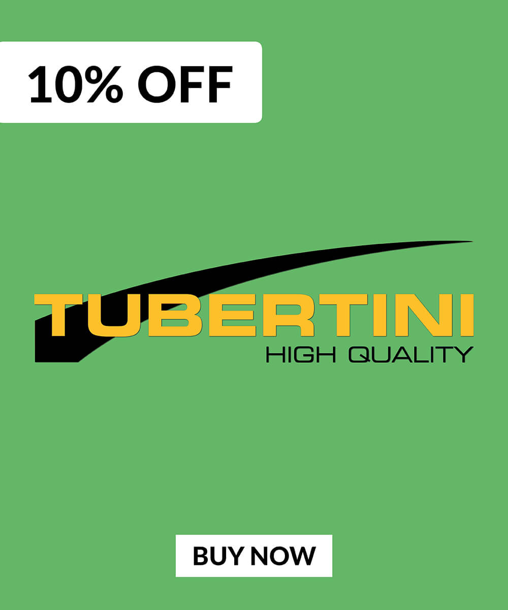 10% OFF Tubertini Products