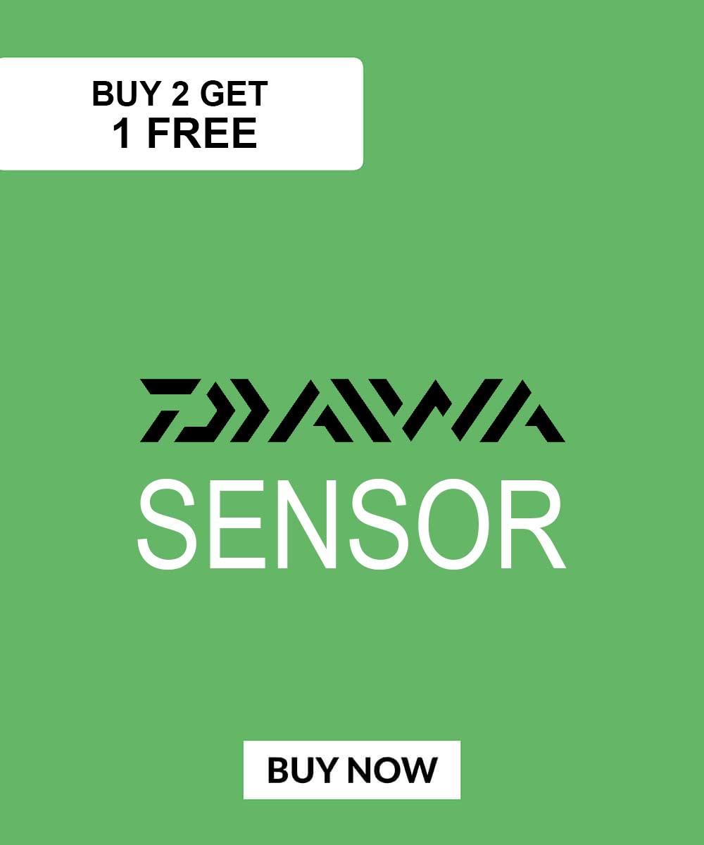 Daiwa Sensor Line Deal Buy 2 Get One Free