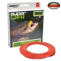 Airflo Airflow G Shock Super Dri Floating Fly Line