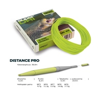Airflo Super Dri Distance Pro Floating Fly Line Optic Green WF