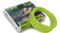 Airflo Super DRI Distance Pro Trout Fly Lines Size  WF5F Optic Green