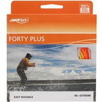 Airflo 40+ Extreme Green/Sunrise Fly Line