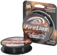 Berkley New Fireline Braid Fishing Line Smoke 300Yd Spool 2014 All Sizes