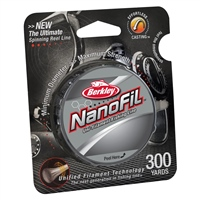 Berkley Nanofil Lo Vis Green 125m