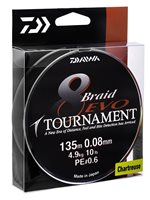 Daiwa Tournament 8 EVO Braid