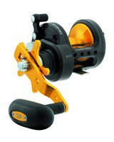Daiwa Saltist Black Gold Multiplier Reel