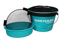 Drennan 25L Bait Bucket Set