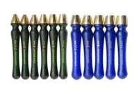 Drennan Brass Head Bread Punches