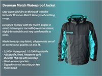 Drennan Match Jacket