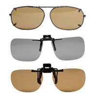 Eyelevel Polarized Clip-on Sunglasses
