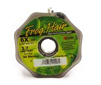 Frog Hair Frog Hair High Performance Pro Tippet 30m Spool