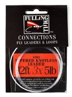 Fulling Mill Knotless Tapered Leaders 9ft