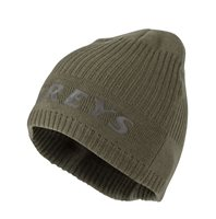 Greys Cotton Beanie Strata Green