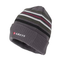 Greys Cotton Beanie Striped