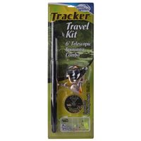 Jarvis Walker Tracker Telescopic Spinning Rod & Reel Kit