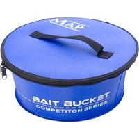 Map EVA Groundbait Bowl with Lid