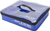 Map Large EVA Complete Bait System Set