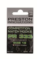 Preston Innovations PR333 Competition Micro Barb Hooks