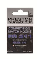 Preston Innovations PR311 Competition Micro Barb Hooks