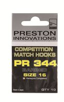 Preston Innovations PR344 Competition Micro Barb Hooks