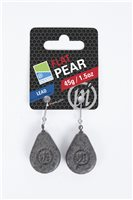 Preston Innovations Flat Pear Leads