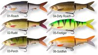 Savage Gear 3D Roach Lipster Lure
