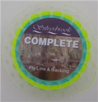 Silverbrook Complete Fly Line & Backing