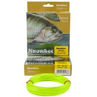 Snowbee Classic Trout Floating Fly Line Hi-Viz