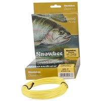 Snowbee Classic Trout Floating Fly Line Pale Yellow