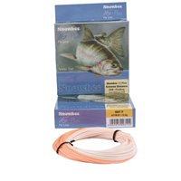 Snowbee XS Plus Extreme Distance Ivory/Peach Floating Fly Line