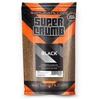 Sonubaits Supercrumb Black Groundbait