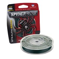 Spiderwire Moss Green Stealth Braid 300yd