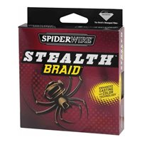 Spiderwire Stealth - Hi-Vis Yellow 300Yd