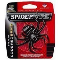 Spiderwire Stealth Braid Code Red 300YD
