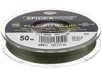 Spiderwire ultracast Fluoro-Braid - Moss Green  300yd  30lb