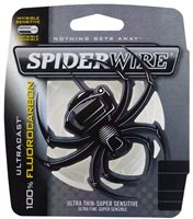 Spiderwire Ultracast Flurocarbon Clear  6lb 0.20mm