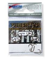 Tubertini Series 175 Barbless Hooks
