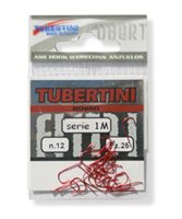Tubertini Series 1M Rosso/Red Hooks