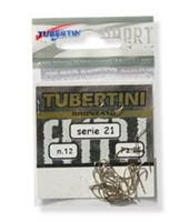 Tubertini Series 21 Bronze Hooks